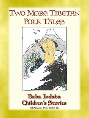 cover image of TWO MORE TIBETAN FOLK TALES--tales from the land of the Dalai Lama